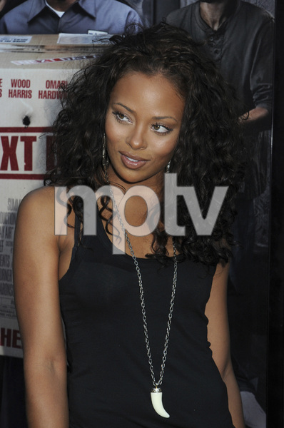 """Next Day Air"" (Premiere)Eva Pigford04-29-09 / ArcLight Theater / Hollywood, CA / Summit Entertainment / Photo by Heather Holt - Image 23725_0030"