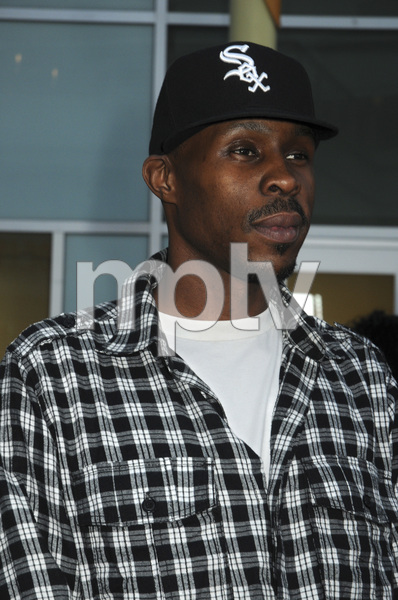 """""""Next Day Air"""" (Premiere)Wood Harris04-29-09 / ArcLight Theater / Hollywood, CA / Summit Entertainment / Photo by Heather Holt - Image 23725_0045"""
