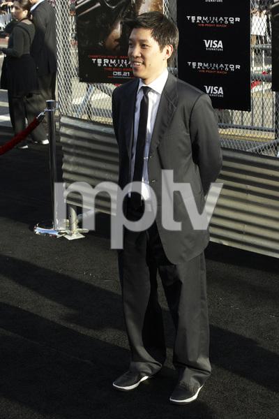 """Terminator Salvation"" PremiereExecutive Producer Dan Lin5-14-2009 / Grauman"