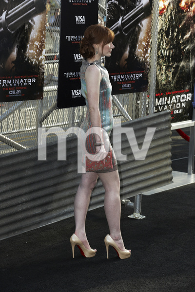 """Terminator Salvation"" PremiereBryce Dallas Howard5-14-2009 / Grauman"