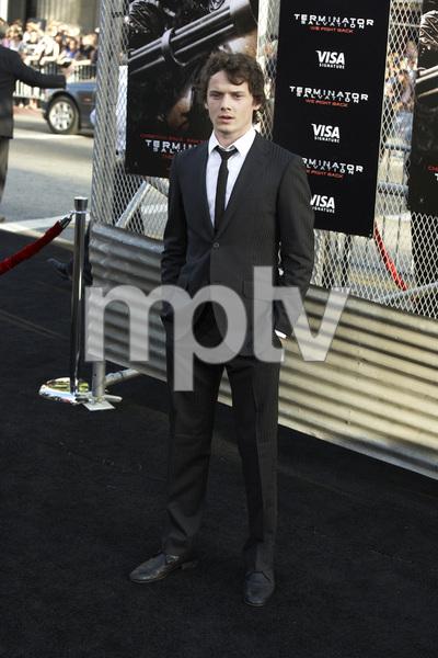 """""""Terminator Salvation"""" PremiereAnton Yelchin5-14-2009 / Grauman"""