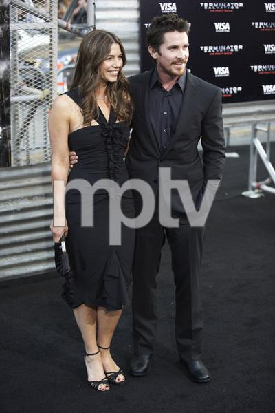 """Terminator Salvation"" PremiereSibi Blazic, Christian Bale5-14-2009 / Grauman"