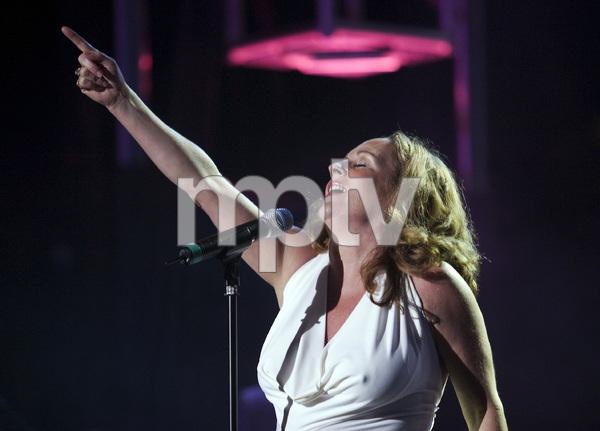 Teena Marie performing live at Magic Johnson