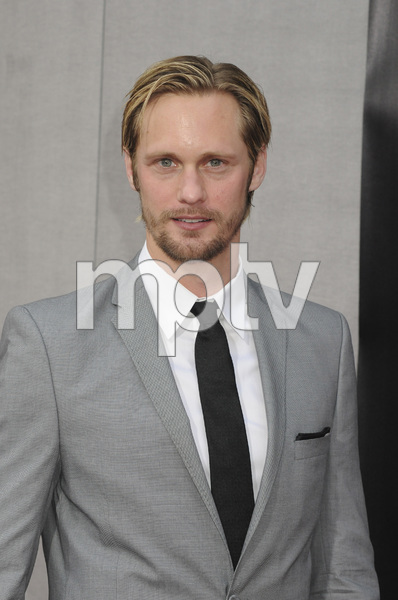 """""""True Blood"""" PremiereAlexander Skarsgard6-9-2009 / The Paramount Theater / Hollywood, CA / HBO / Photo by Heather Holt - Image 23736_0107"""