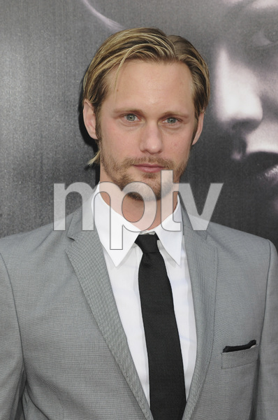 """True Blood"" PremiereAlexander Skarsgard6-9-2009 / The Paramount Theater / Hollywood, CA / HBO / Photo by Heather Holt - Image 23736_0115"