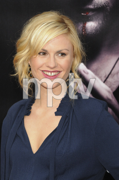 """True Blood"" PremiereAnna Paquin6-9-2009 / The Paramount Theater / Hollywood, CA / HBO / Photo by Heather Holt - Image 23736_0169"