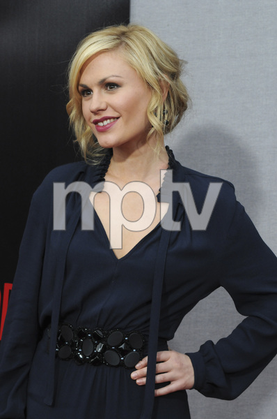 """""""True Blood"""" PremiereAnna Paquin6-9-2009 / The Paramount Theater / Hollywood, CA / HBO / Photo by Heather Holt - Image 23736_0171"""