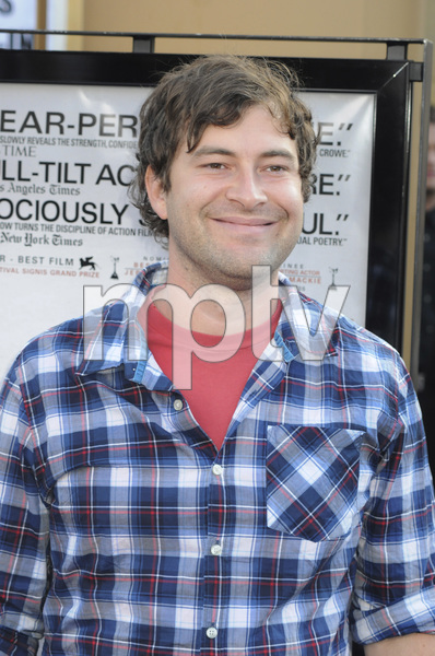 """The Hurt Locker"" PremiereMark Duplass6-5-2009 / Egyptian Theater / Hollywood, CA / Summit Entertainment / Photo by Heather Holt - Image 23744_0013"