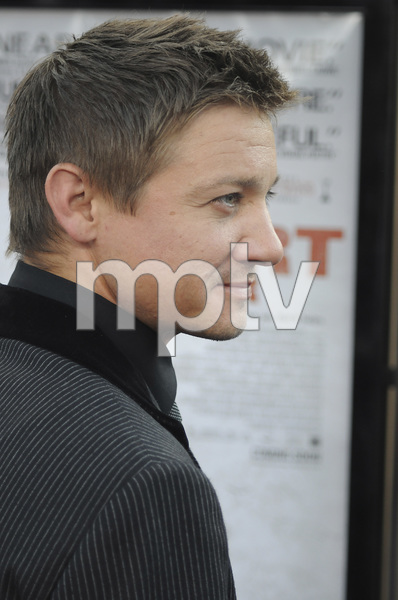 """""""The Hurt Locker"""" PremiereJeremy Renner6-5-2009 / Egyptian Theater / Hollywood, CA / Summit Entertainment / Photo by Heather Holt - Image 23744_0037"""
