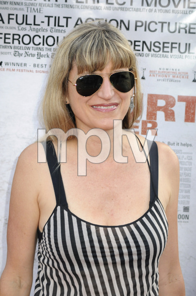 """The Hurt Locker"" PremiereDirector Catherine Hardwicke6-5-2009 / Egyptian Theater / Hollywood, CA / Summit Entertainment / Photo by Heather Holt - Image 23744_0072"