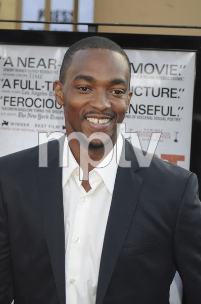 """""""The Hurt Locker"""" PremiereAnthony Mackie6-5-2009 / Egyptian Theater / Hollywood, CA / Summit Entertainment / Photo by Heather Holt - Image 23744_0087"""
