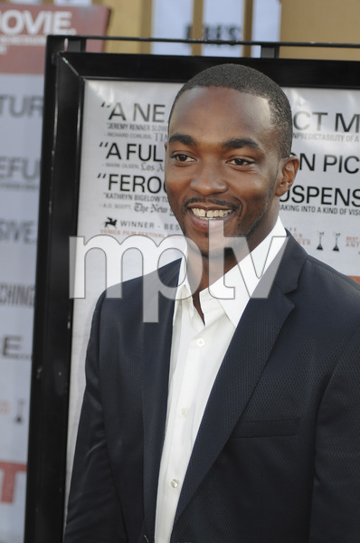 """""""The Hurt Locker"""" PremiereAnthony Mackie6-5-2009 / Egyptian Theater / Hollywood, CA / Summit Entertainment / Photo by Heather Holt - Image 23744_0088"""