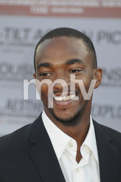 """""""The Hurt Locker"""" PremiereAnthony Mackie6-5-2009 / Egyptian Theater / Hollywood, CA / Summit Entertainment / Photo by Heather Holt - Image 23744_0090"""