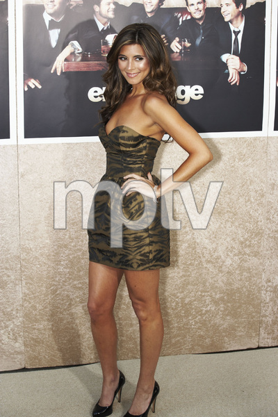 """Entourage"" Premiere Jamie-Lynn Sigler7-9-2009 / The Paramount Theater / Hollywood, CA / Paramount Pictures / Photo by Benny Haddad - Image 23752_0032"