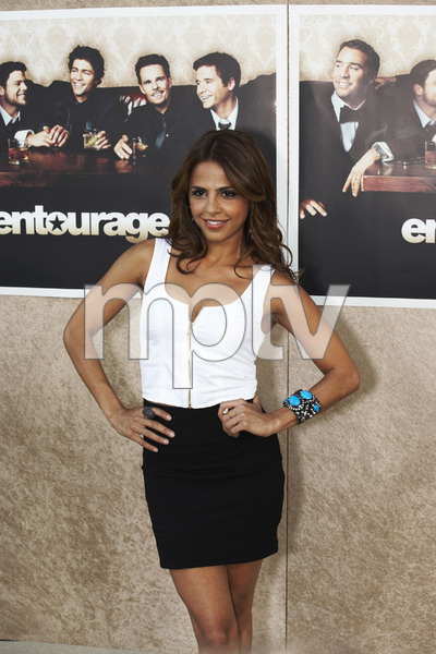 """""""Entourage"""" Premiere Azita Ghanizada7-9-2009 / The Paramount Theater / Hollywood, CA / Paramount Pictures / Photo by Benny Haddad - Image 23752_0037"""