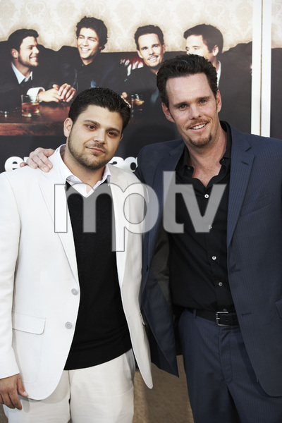 """Entourage"" Premiere Jerry Ferrara and Kevin Dillon7-9-2009 / The Paramount Theater / Hollywood, CA / Paramount Pictures / Photo by Benny Haddad - Image 23752_0066"
