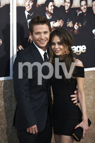"""""""Entourage"""" Premiere Kevin Connolly, Alexis Dziena 7-9-2009 / The Paramount Theater / Hollywood, CA / Paramount Pictures / Photo by Benny Haddad - Image 23752_0105"""