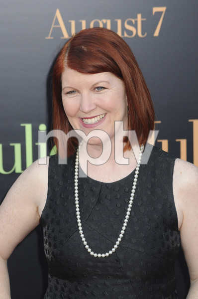 """""""Julie & Julia"""" Premiere Kate Flannery7-27-2009 / Mann Village Theater / Westwood, CA / Sony Pictures / Photo by Heather Holt - Image 23754_0071"""