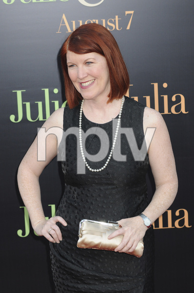 """""""Julie & Julia"""" Premiere  Kate Flannery7-27-2009 / Mann Village Theater / Westwood, CA / Sony Pictures / Photo by Heather Holt - Image 23754_0073"""