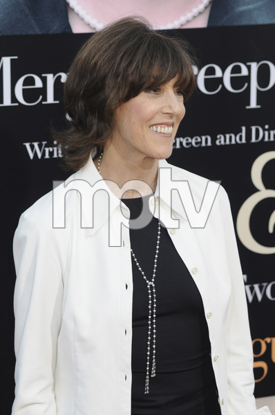 """Julie & Julia"" Premiere  Nora Ephron7-27-2009 / Mann Village Theater / Westwood, CA / Sony Pictures / Photo by Heather Holt - Image 23754_0098"