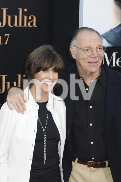 """Julie & Julia"" PremiereNora Ephron, Nicholas Pileggi 7-27-2009 / Mann Village Theater / Westwood, CA / Sony Pictures / Photo by Heather Holt - Image 23754_0101"