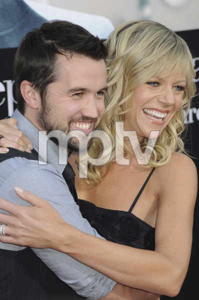 """""""Julie & Julia"""" Premiere Kaitlin Olson & Rob McElhenney7-27-2009 / Mann Village Theater / Westwood, CA / Sony Pictures / Photo by Heather Holt - Image 23754_0168"""
