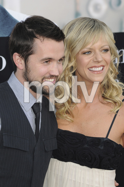 """""""Julie & Julia"""" Premiere  Kaitlin Olson & Rob McElhenney7-27-2009 / Mann Village Theater / Westwood, CA / Sony Pictures / Photo by Heather Holt - Image 23754_0171"""