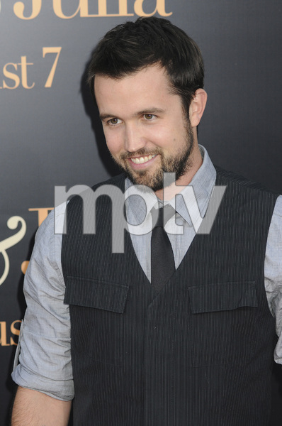 """Julie & Julia"" Premiere Rob McElhenney7-27-2009 / Mann Village Theater / Westwood, CA / Sony Pictures / Photo by Heather Holt - Image 23754_0181"