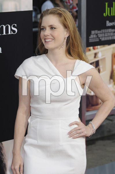 """Julie & Julia"" Premiere  Amy Adams7-27-2009 / Mann Village Theater / Westwood, CA / Sony Pictures / Photo by Heather Holt - Image 23754_0196"