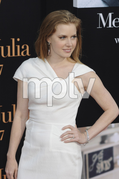 """Julie & Julia"" Premiere Amy Adams7-27-2009 / Mann Village Theater / Westwood, CA / Sony Pictures / Photo by Heather Holt - Image 23754_0198"