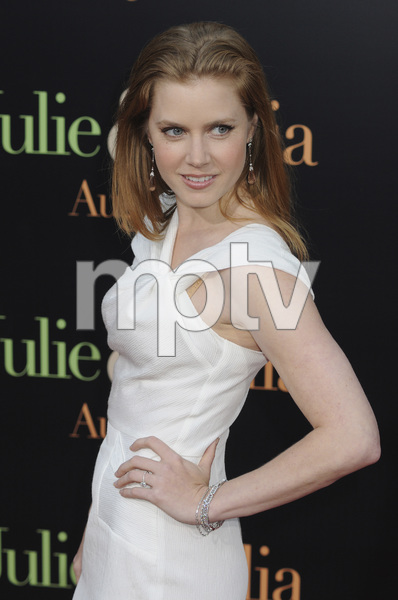 """""""Julie & Julia"""" Premiere  Amy Adams7-27-2009 / Mann Village Theater / Westwood, CA / Sony Pictures / Photo by Heather Holt - Image 23754_0201"""