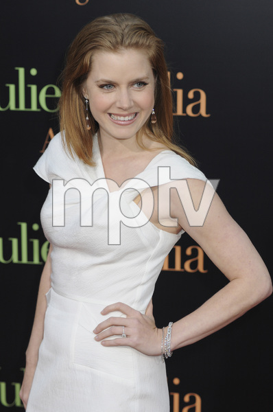 """Julie & Julia"" Premiere  Amy Adams7-27-2009 / Mann Village Theater / Westwood, CA / Sony Pictures / Photo by Heather Holt - Image 23754_0202"