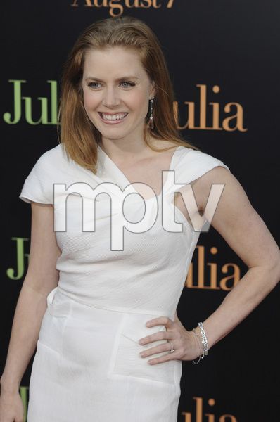 """Julie & Julia"" Premiere  Amy Adams7-27-2009 / Mann Village Theater / Westwood, CA / Sony Pictures / Photo by Heather Holt - Image 23754_0203"