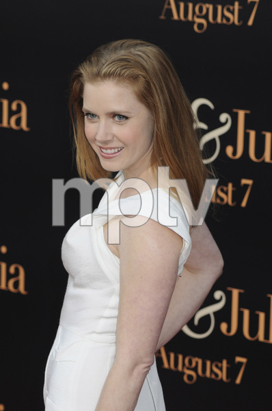 """Julie & Julia"" Premiere  Amy Adams7-27-2009 / Mann Village Theater / Westwood, CA / Sony Pictures / Photo by Heather Holt - Image 23754_0208"