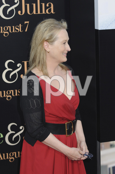 """Julie & Julia"" PremiereMeryl Streep7-27-2009 / Mann Village Theater / Westwood, CA / Sony Pictures / Photo by Heather Holt - Image 23754_0217"