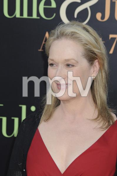 """Julie & Julia"" PremiereMeryl Streep7-27-2009 / Mann Village Theater / Westwood, CA / Sony Pictures / Photo by Heather Holt - Image 23754_0225"