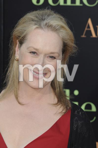 """Julie & Julia"" PremiereMeryl Streep7-27-2009 / Mann Village Theater / Westwood, CA / Sony Pictures / Photo by Heather Holt - Image 23754_0227"