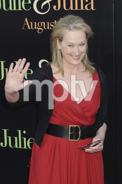 """Julie & Julia"" PremiereMeryl Streep7-27-2009 / Mann Village Theater / Westwood, CA / Sony Pictures / Photo by Heather Holt - Image 23754_0228"