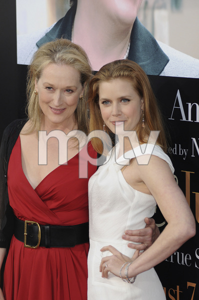 """""""Julie & Julia"""" Premiere  Meryl Streep & Amy Adams7-27-2009 / Mann Village Theater / Westwood, CA / Sony Pictures / Photo by Heather Holt - Image 23754_0231"""