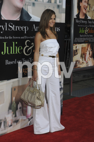"""Julie & Julia"" Premiere Maria Menounos7-27-2009 / Mann Village Theater / Westwood, CA / Sony Pictures / Photo by Heather Holt - Image 23754_0279"