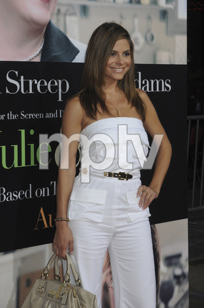 """Julie & Julia"" Premiere Maria Menounos7-27-2009 / Mann Village Theater / Westwood, CA / Sony Pictures / Photo by Heather Holt - Image 23754_0281"