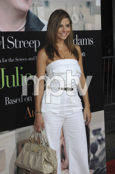 """""""Julie & Julia"""" Premiere Maria Menounos7-27-2009 / Mann Village Theater / Westwood, CA / Sony Pictures / Photo by Heather Holt - Image 23754_0282"""