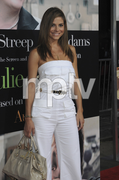 """Julie & Julia"" Premiere Maria Menounos7-27-2009 / Mann Village Theater / Westwood, CA / Sony Pictures / Photo by Heather Holt - Image 23754_0283"