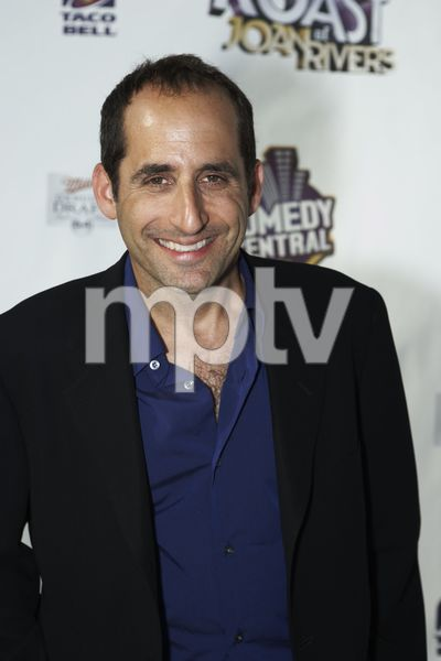 """The Comedy Central Roast of Joan Rivers"" Peter Jacobson7-26-2009 / CBS Studios / Studio City, CA / Comedy Central / Photo by Benny Haddad - Image 23755_0020"