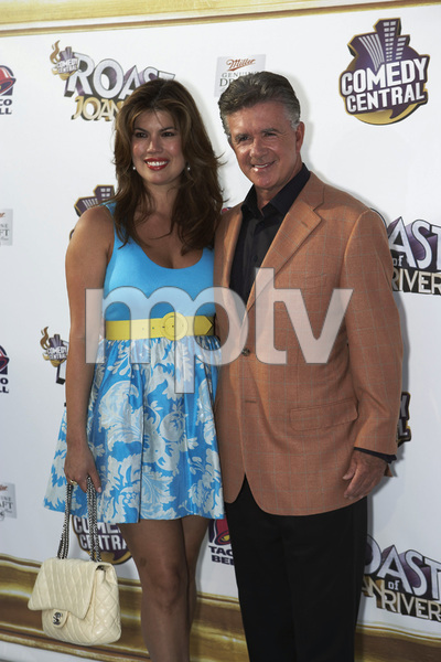 """""""The Comedy Central Roast of Joan Rivers"""" Tanya Callau, Alan Thicke7-26-2009 / CBS Studios / Studio City, CA / Comedy Central / Photo by Benny Haddad - Image 23755_0034"""
