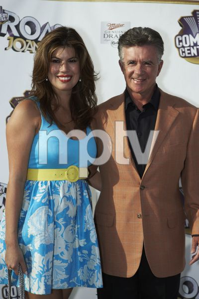 """""""The Comedy Central Roast of Joan Rivers"""" Tanya Callau, Alan Thicke7-26-2009 / CBS Studios / Studio City, CA / Comedy Central / Photo by Benny Haddad - Image 23755_0036"""