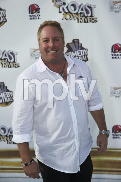 """The Comedy Central Roast of Joan Rivers"" Gary Valentine7-26-2009 / CBS Studios / Studio City, CA / Comedy Central / Photo by Benny Haddad - Image 23755_0042"