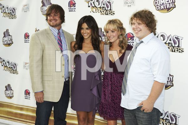"""The Comedy Central Roast of Joan Rivers"" Alexis Krause, Derek Miller, Michael Blaiklock & Sara Fletcher7-26-2009 / CBS Studios / Studio City, CA / Comedy Central / Photo by Benny Haddad - Image 23755_0056"