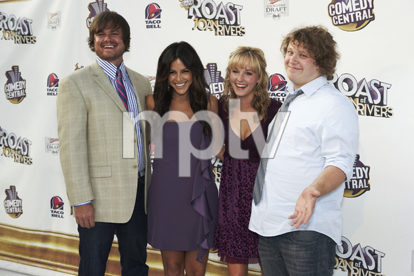 """The Comedy Central Roast of Joan Rivers"" Alexis Krause, Derek Miller, Michael Blaiklock & Sara Fletcher7-26-2009 / CBS Studios / Studio City, CA / Comedy Central / Photo by Benny Haddad - Image 23755_0058"