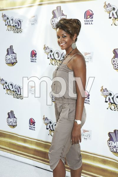 """The Comedy Central Roast of Joan Rivers"" Claudia Jordan7-26-2009 / CBS Studios / Studio City, CA / Comedy Central / Photo by Benny Haddad - Image 23755_0063"